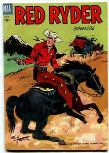 Red Ryder #118 | GD/VG(3.0) | Dell Comics Golden Age Western