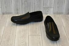 Deer Stags Men's Drive Loafers - Black - Size 10.5 W