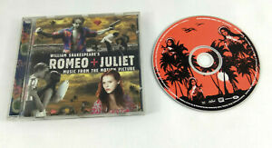 CD Bande Originale du film Romeo + Juliet  Di Caprio Claire Danes  Envoi suivi