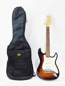 Johnson 3/4 Size Strat Style Electric Guitar w/ Gig Bag