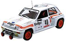Renault 5 Turbo #40 16th Tour De Corse 1984 P. Thomasse / N. Gorregues 1:18 4543