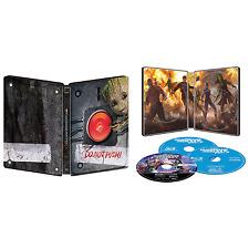 Guardians Of The Galaxy SteelBook Vol. 2 [4K + BR3D + Blu-ray + Marvel] NEW