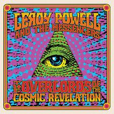 Leroy & The Messengers Powell The Overlords Of The Cosmic Revelation Vinyl LP NE