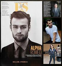 DOUGLAS BOOTH PIERS MORGAN BOBBI BROWN SIMON SEBAG-MONTEFIORE ES MAGAZINE SEP 13