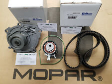 Timing Belt Kit and Water Pump Jeep Wrangler 2007-2018 2.8CRD 2.8TD OEM Mopar