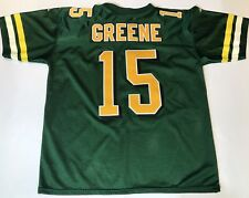 NEW Vintage 1999 Nealon Greene Edmonton Eskimos Mens Large Adidas CFL Jersey