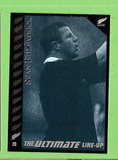 1995 NEW ZEALAND  ALL BLACKS RUGBY UNION CARD  #29  SEAN  FITZPATRICK