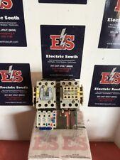 Eaton Cutler Hammer Reversing Starter AN56DN0 Size 1 120 Volt Coil Series A1