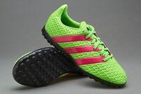 New Boys Junior Adidas 16.4 Messi Football Astro Turf Trainers Boots UK 5 5.5 6