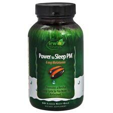 Irwin Naturals Power to Sleep PM Melatonin 6 mg., 60 Softgels