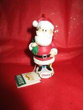 Midwest Christmas Ornament Rudolph movie Santa 1999