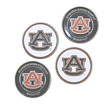 Auburn Tigers Golf Ball Markers (Set of 4)
