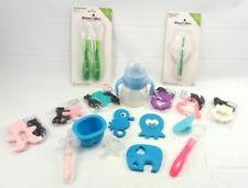 18 Piece Infant Feeding Set with bonus items for Infant Starter Kit