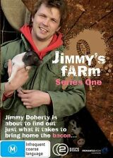 F31 BRAND NEW SEALED Jimmys Jimmy's Farm : Series 1 (DVD, 2010, 2-Disc Set)