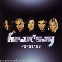 HEAR'SAY - Popstars (UK 15 Tk CD Album)