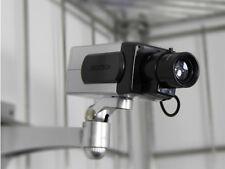 Dummy Security Camera - Dummy Wireless Internal CCTV Camera - Movement & Light