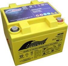 FULLRIVER HC28 AGM Akku Batterie 12V 28Ah wie Odyssey PC925 und GENESIS 12EP26
