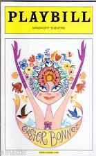 Easter Bonnet Competition Playbill 2008