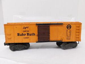 Used Lionel Babe Ruth X2454 Box Car