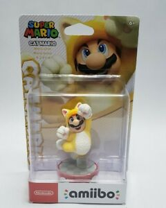Cat Mario amiibo Nintendo Switch Super Mario Series - Bowser's fury