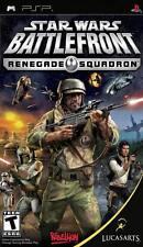 Star Wars Battlefront: Renegade Squadron  PSP Game Only