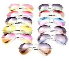 1#. Retro  Frame Mirrored Sunglasses Oversized Cat Eye Women Glasses Eyewear