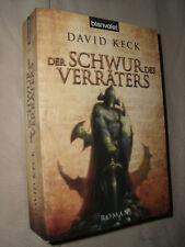 David Keck: Der Schwur des Verräters