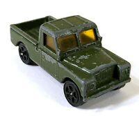 Corgi Juniors Whizzwheels Land Rover Gt Britain Vintage Toy Car Diecast M141