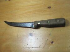 "VTG CHICAGO CUTLERY KNIFE 72-2 (72S)  6"" BLADE SKINNING BONING KNIFE USA KITCHEN"