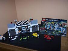 LEGO Racers Tiny Turbos Tuner Garage (8681)