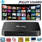 TX3 Pro TV Box Amlogic S905X Quad Core 4K Android 6.0 2.4GHz WiFi Xbmc 1GB+8GB