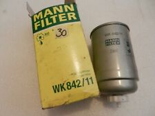 NEW MANN FUEL FILTER WK842/11 VW VOLKSWAGEN AUDI