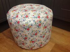 "BEANBAG / POUFFE MADE IN CATH KIDSTON ""FLORAL"" FABRIC - HAND CRAFTED"
