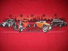 Vintage Hot Rod / Deuce Coupe T-Shirt Large  NEW w/Tags