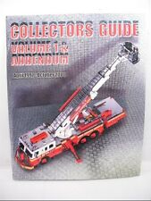 CODE 3 COLLECTIBLES COLLECTORS GUIDE 2000  CATALOG 75 PAGES FDNY CHICAGO