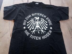 Die Toten Hosen Classic Shirt Broilers Slime Ärzte Donots Beatsteaks Punk Wizo