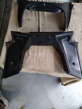 Honda CX500 Turbo inner fairing clock surround fuse cover
