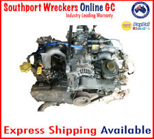 SUBARU FORESTER 99 EJ20 ENGINE / MOTOR 2.0L 2L SOHC OUTBACK LIBERTY 141K - EXPRS