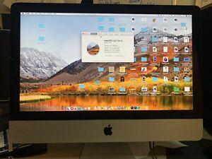 """Apple iMac A1418 21.5"""" Desktop - ME086LL/A (September, 2013)"""