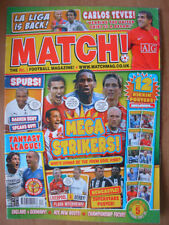 Match Weekly August Magazines in English