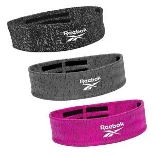 Reebok Headband Head Sweatband Hair Band Running Sports Gym Workout