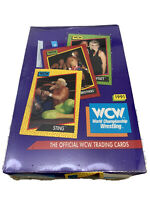 1991 Impel WCW World Championship Wrestling Trading Card Sealed Box 36 Packs