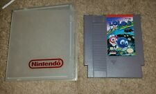 NES Adventures of Lolo 3 Nintendo Entertainment System 1991 Hard Plastic Case