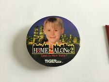 HOME ALONE 2 TIGER ELECTRONICS LED BUTTON 1992 VINTAGE COLLECTIBLE Rare