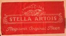 Stella Artois Beer Bar Towel - New