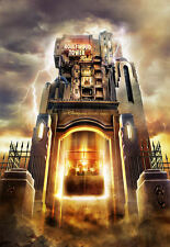 """Vintage Disney 11"""" x 17"""" ( Tower of Terror ) Collector's - Poster Print - B2G1F"""