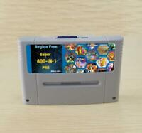 800 in 1 Super Pro Remix Game Card For 16 Bit Game Console Game Cartridge