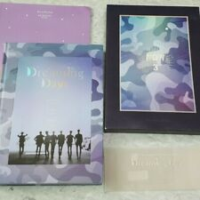 BTS Now 3 in Chicago Dreaming Days DVD + Poster + Photo card Set Kpop Rare