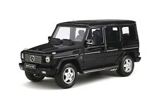 Mercedes-Benz G55 AMG G-Class W463 Obsidian Black Metallic 2003 OttoMobile OT320