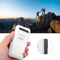 Baofeng Mini Ultra-Thin UHF 400-470MHz Handheld Two Way Radio Walkie Talkie US